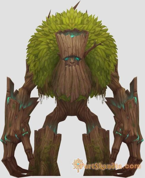 Twilight Woodbeast