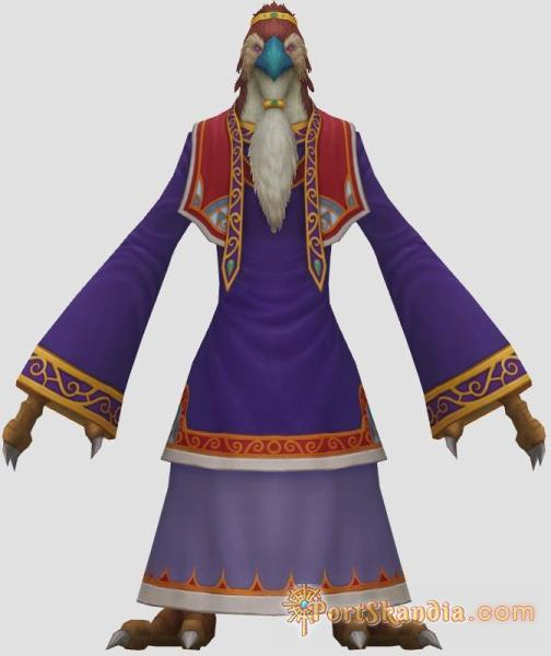 Falco Priest