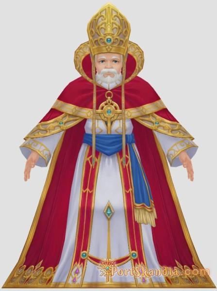 Grand Bishop  Belenus